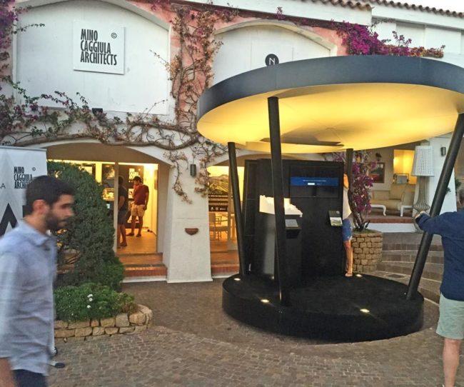 Porto Cervo Sardinia Pavilion